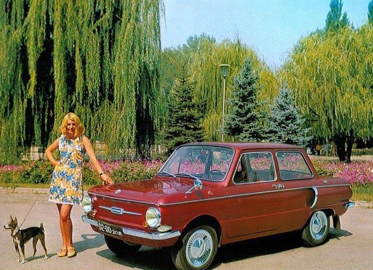 Реклама авто в СССР — 36 фото