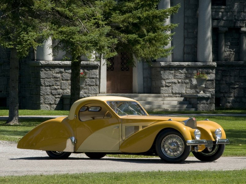 Прекрасные ретро автомобилям 30 годов — 19 фото