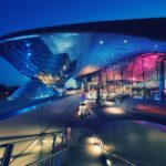 Музей БМВ — один из самых посещаемых музеев Мюнхена