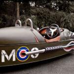 Трехколесныйавтомобиль Threewheeler компании Morgan Moto — 13 фото
