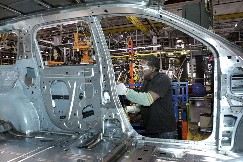 Дженерал Моторс (General Motors) — крупнейшая американская автомобильная компания