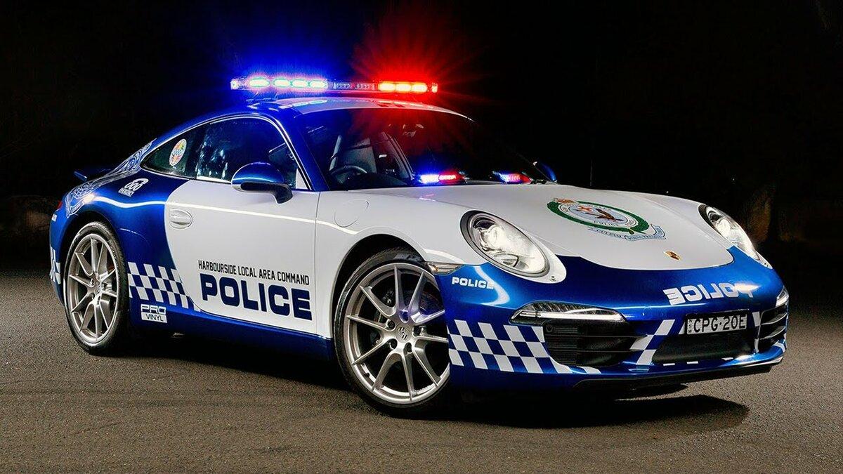 10 самых дорогих полицейских машин мира