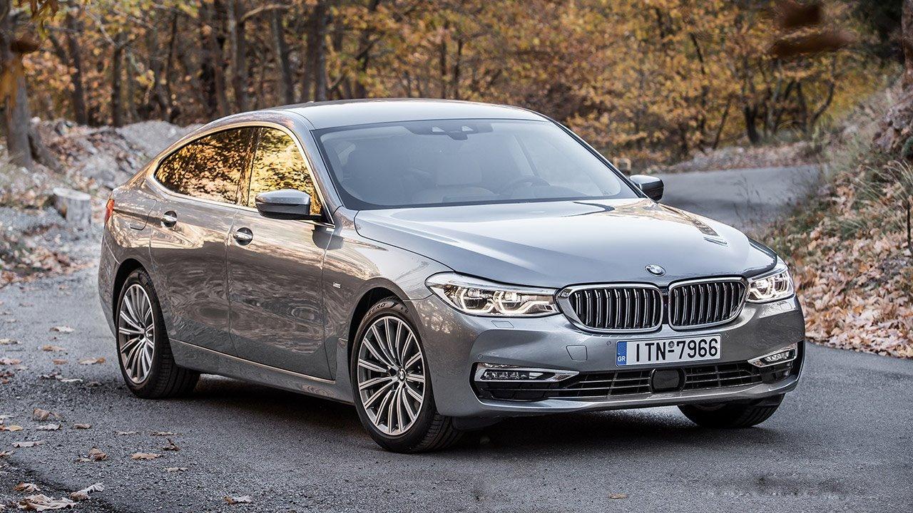 Обзор BMW 6-серии