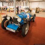 Олдтаймер — одна из известнейших выставок, посвящённых ретро-автомобилям