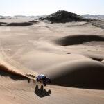Ралли Дакар 2020: гонка в Саудовской Аравии