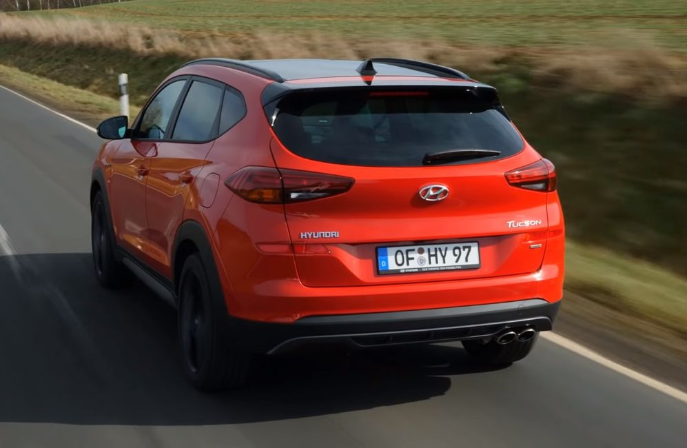 Hyundai представляет новое поколение модели Tucson с лучшими в классе функциями