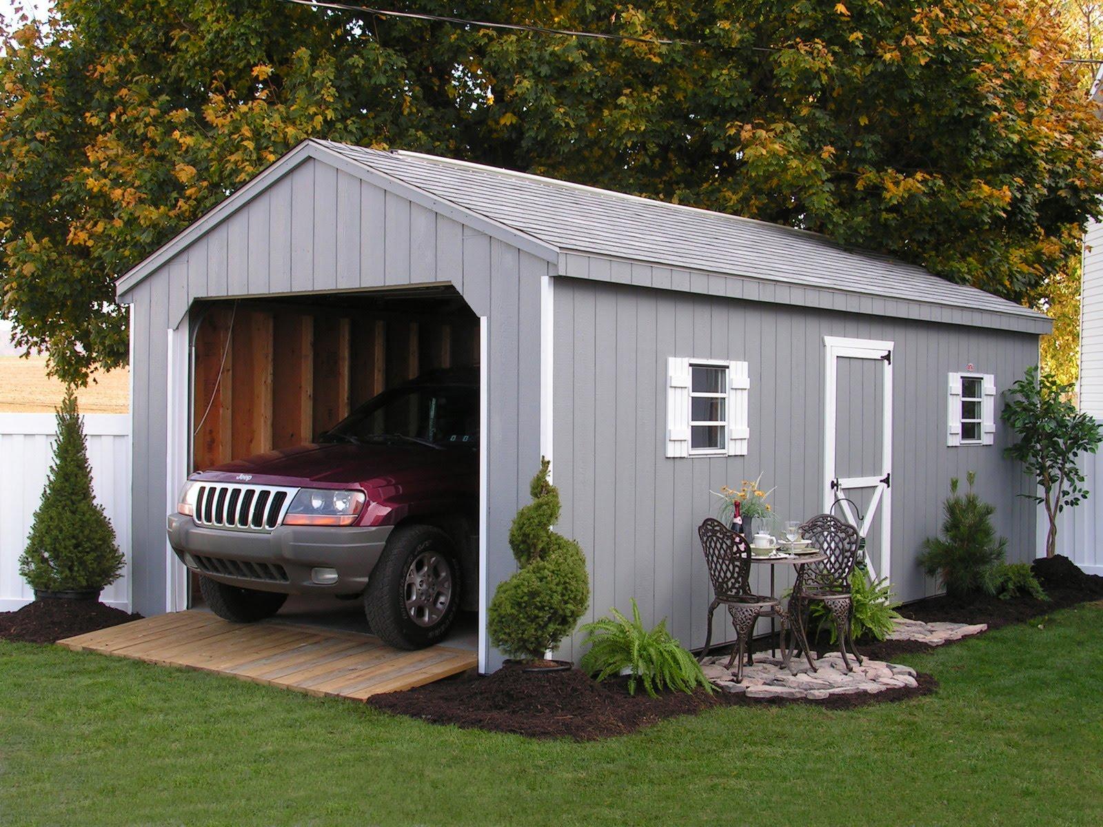 Правильно комплектуем гараж