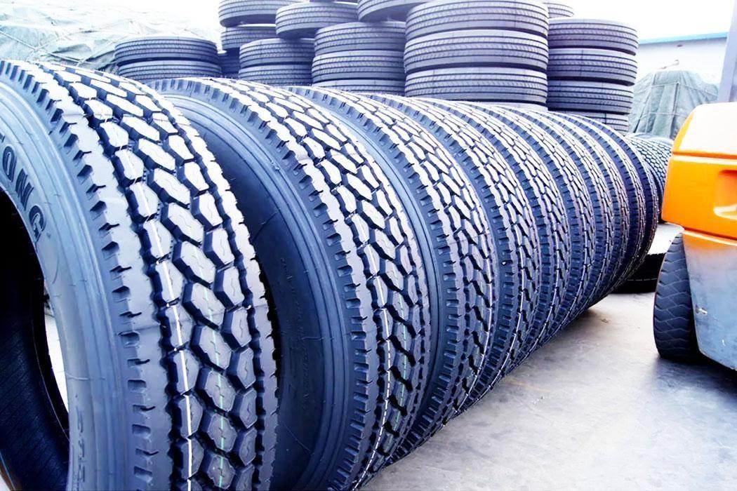Шины из Китая для грузовых автомобилей.