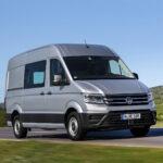 Volkswagen Crafter — преимущества и недостатки