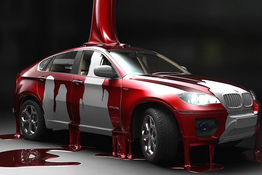 Лакокрасочное покрытие для авто:виды,производители,дефекты,фото,описание