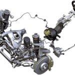 Система активного рулевого управления AFS: устройство и принцип работы