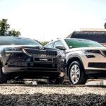 Сразу 3 автомобиляSkodaмодельного ряда 2021 вРоссиибудут оснащены дополнениями в техническое оснащение