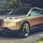 11 ноября BMW представит серийный электромобиль iNEXT (3 фото + видео)