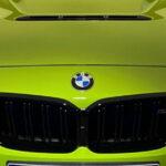 Эксклюзивный BMW M2 CS в цвете Birch Green