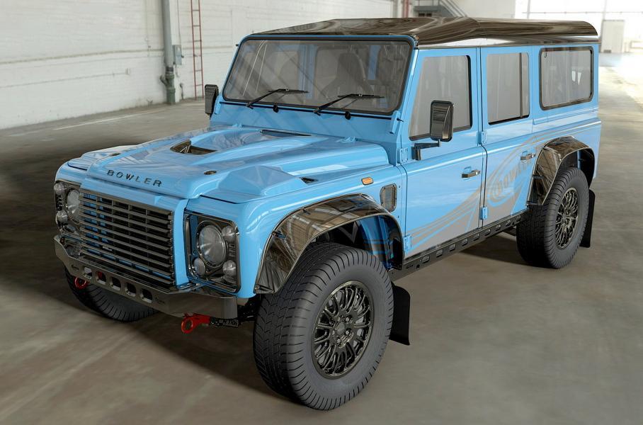 Defender — Land Rover планирует возрождение модели под новым брендом