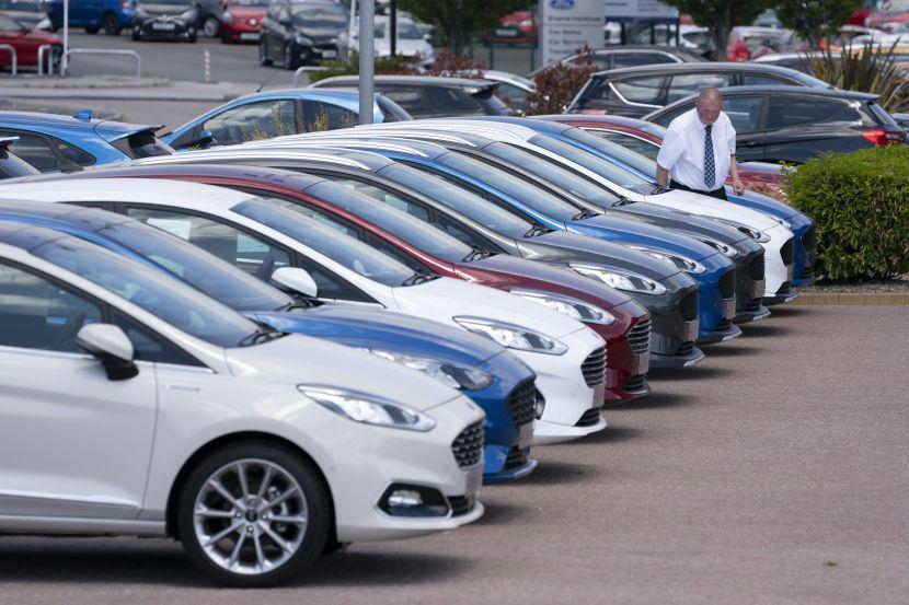 С начала года в России продано 3.8 миллионов подержанных авто