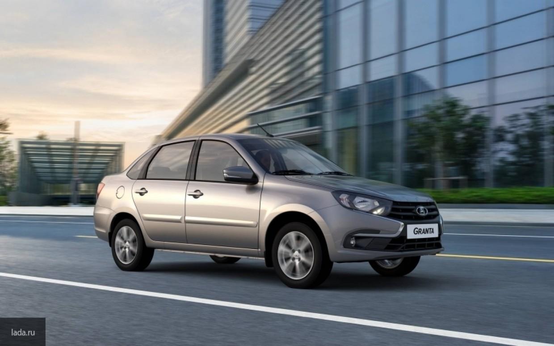 Российская Lada стала лидером продаж по льготным госпрограммам