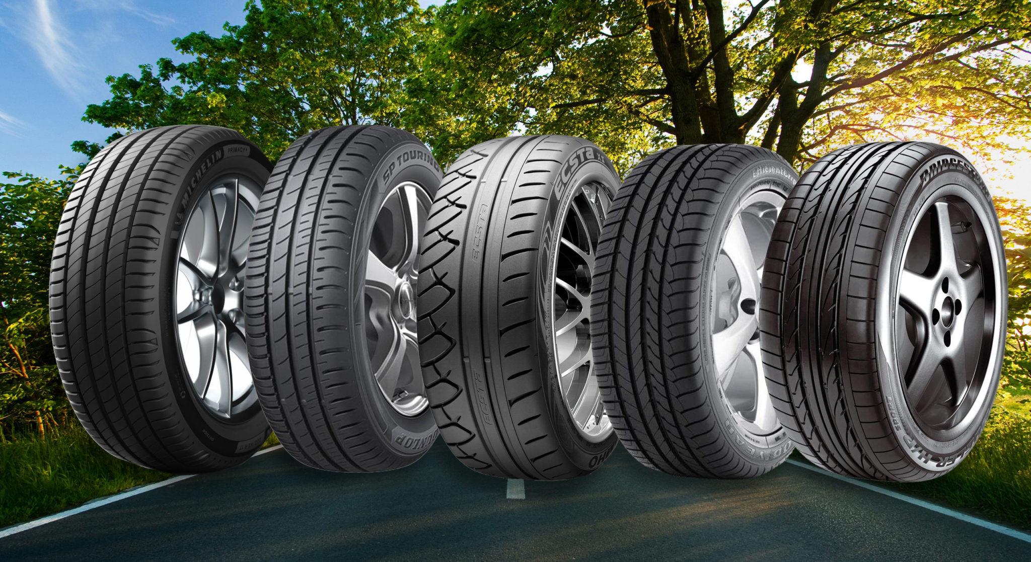Как выбрать лучшие летние шины R15?