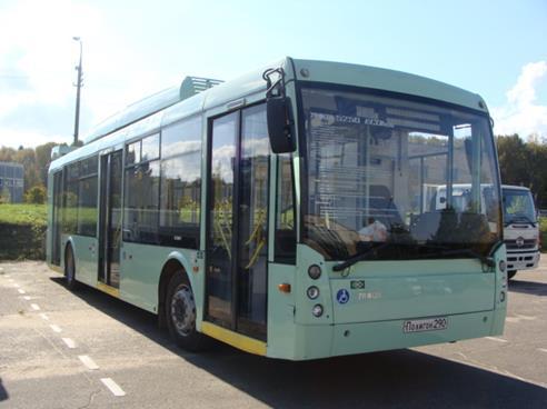 История развития электробусов