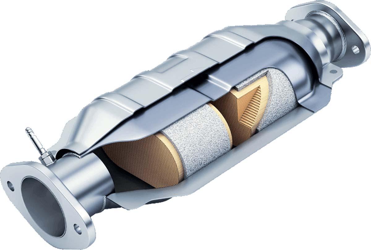 Автомобильные каталитические нейтрализаторы — что следует знать о замене катализатора