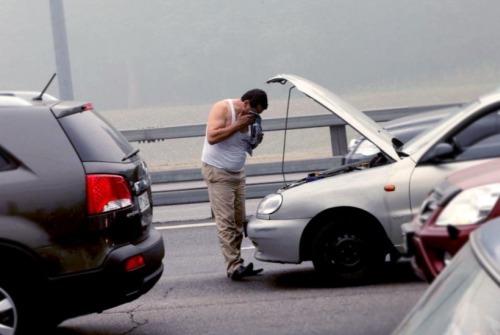 Причина глохнущего автомобиля
