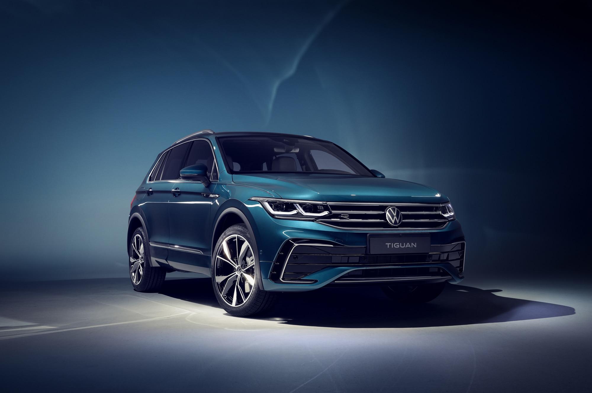 Volkswagen Tiguan 2021: комплектации, характеристики, дизайн, кузов, фото, видео