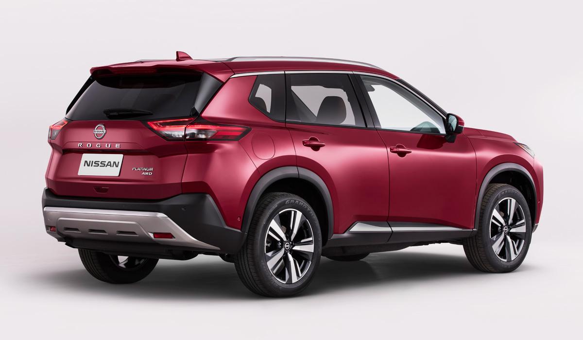 Nissan X -Trail 2021: комплектация, характеристики, фото, видео