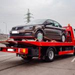 Заказать эвакуатор в СПб для эвакуации транспорта с подземного паркинга