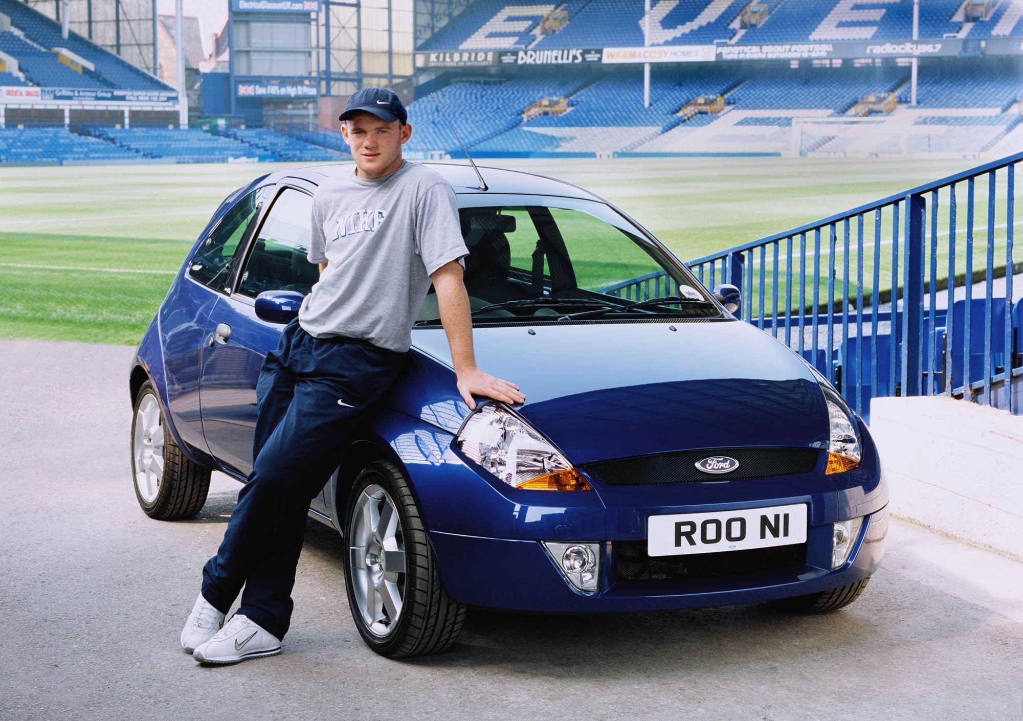 На каких авто ездят звезды спорта?