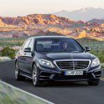 Прокат Mercedes S-класса: выгодные условия для клиентов