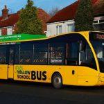 Школьные автобусы разных стран