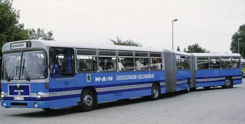10 Самых длинных автобусов в мире