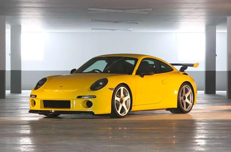 Самые быстрые Porsche в мире