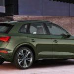 Лучшее, что демонстрирует обновленный Audi Q5