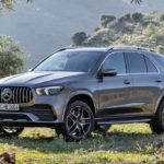 Новый Mercedes-AMG GLE 53 4MATIC +